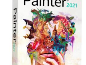 Corel Painter 2021 21.0.0.211 Crack + Product Keygen Latest