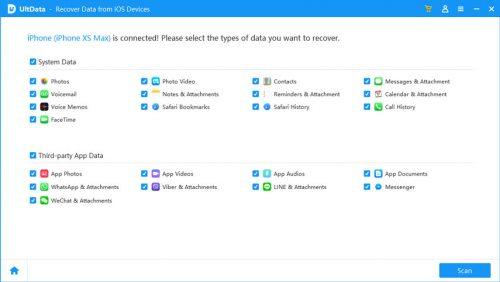 Tenorshare UltData 9.4.1.6 Crack & Product Keygen Free 2021 [Latest]