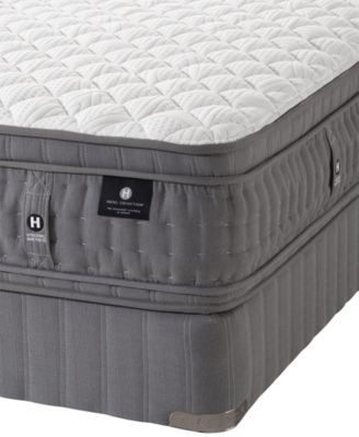 Hotel Collection by Aireloom Vitagenic Hand Made Extra Firm Euro Top Mattress Set Only at Macy