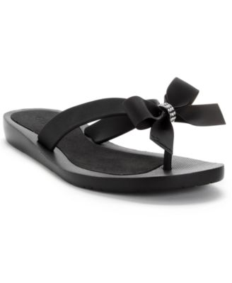 GUESS Tutu Bow Flip Flops  Sandals  Shoes  Macys