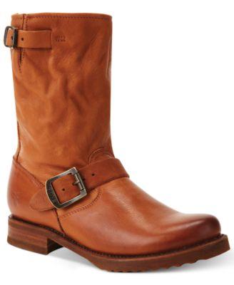 Frye Womens Veronica Short Boots  Boots  Shoes  Macys