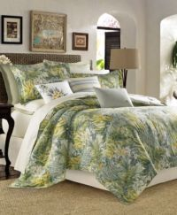 Tommy Bahama Home Cuba Cabana Bedding Collection - Bedding ...