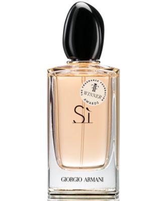 Giorgio Armani Si Fragrance Collection