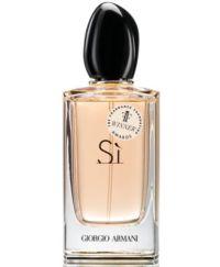 Giorgio Armani Si Fragrance Collection - Shop All Brands ...