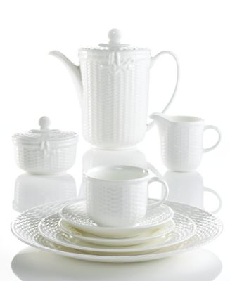 Wedgwood Dinnerware Nantucket Basket Collection  Fine