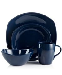 Dansk Dinnerware, Classic Fjord Nordic Blue Collection ...
