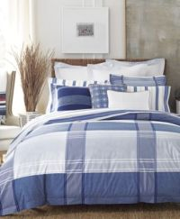 Tommy Hilfiger Lambert's Cove Bedding Collection - Bedding ...