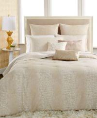 INC International Concepts Caiman Full/Queen Comforter Set ...