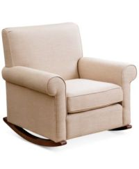 Indie Fabric Rocking Chair, Direct Ship - Furniture - Macy's