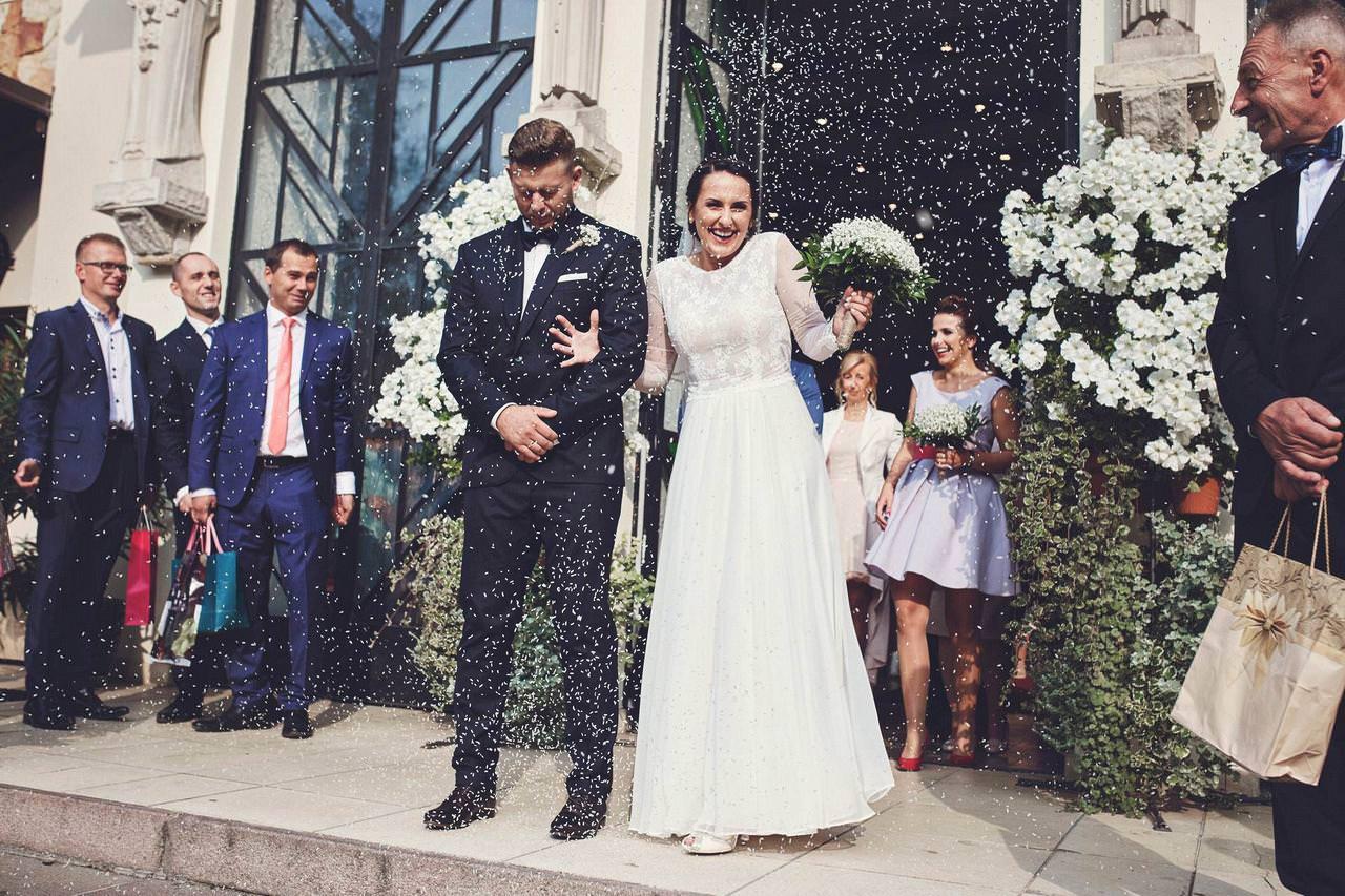 Edyta i Patryk - wesele w Tomaszkowym Zakątku w Ruścu 9