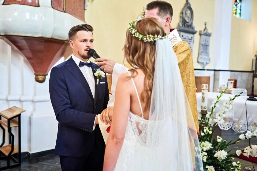"""Ania & Tomek - restauracja """"Nostalgia"""" w Sokolnikach 22"""