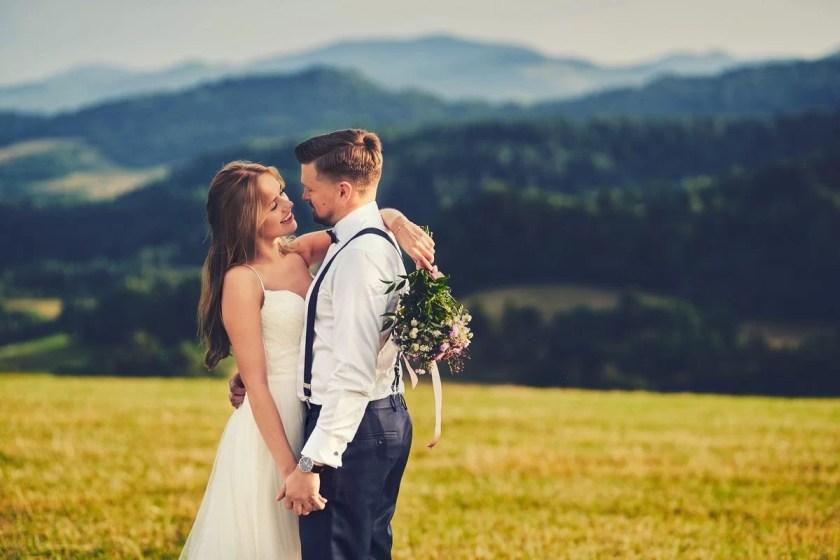Ania & Tomek - plener w Pieninach 25