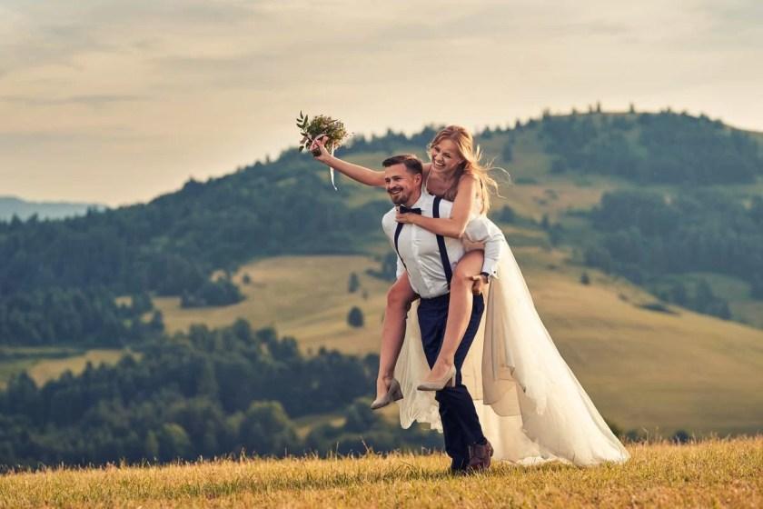 Ania & Tomek - plener w Pieninach 30