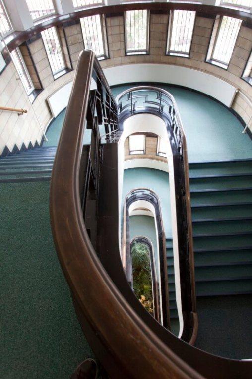 Trappenhuis VI goede foto