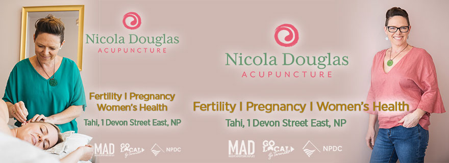 Nicola Douglas Acupuncture Liardet Creative