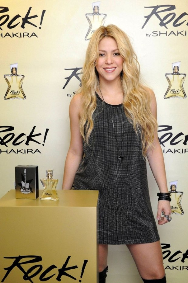 Shakira-talks-about-pregnancy-at-her-Rock-by-Shakira-fragrance-launch-in-Barcelona-Spain