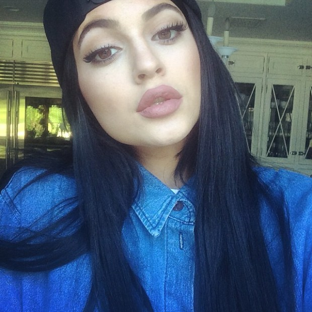 kylie jenner now