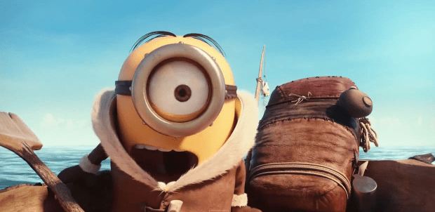 Minions Official T  2015    Despicable Me Prequel HD   YouTube