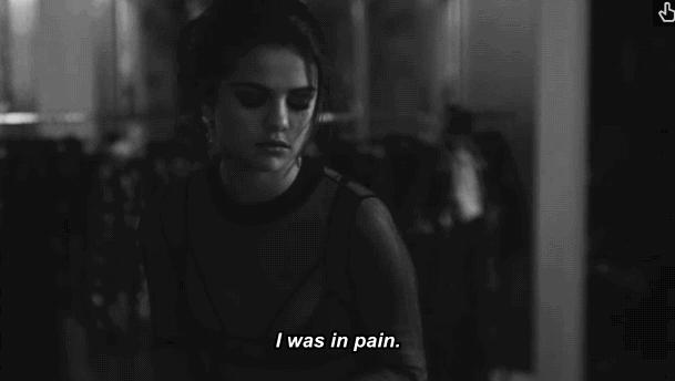 Selena Gomez Cries Overustin Bieber In New Music Video