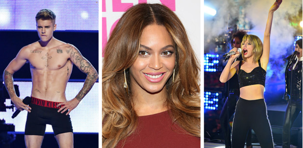 What The World s Highest Paid Musicians Made Per Second In 2014