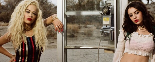 Rita Ora και Charli XCX ανεβάζουν το θερμόμετρο στο video clip του «Doing It»
