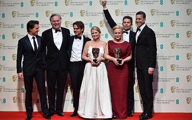 Βρετανικά βραβεία 2015ραντεβού με το ουενσμπορο