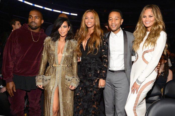 Kanye-West-Kim-Kardashian-Beyoncé-John-Legend-Chrissy-Teigen