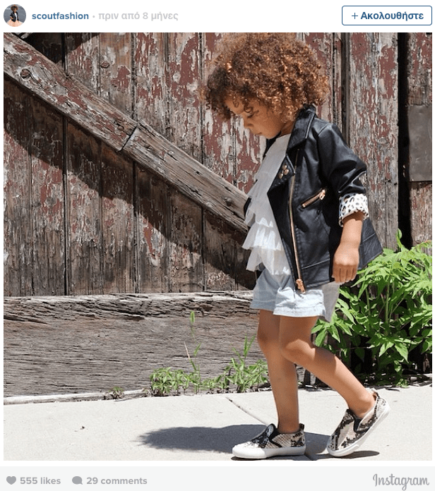 This 3 Year Old IKilling The Fashion Game