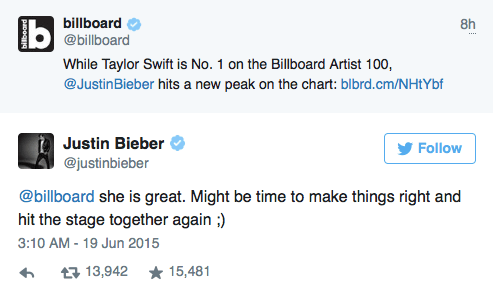 Justin Bieber Just Said He Wants To Perform With Taylor Swift Again And We Are Freaking Out - MTV 2015-06-19 11-49-47