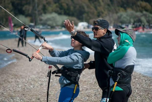 4th kitesurf festival pic02 kitesurf lessons