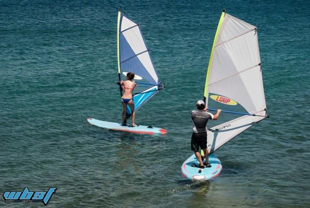 4th kitesurf festival windsurf lesson