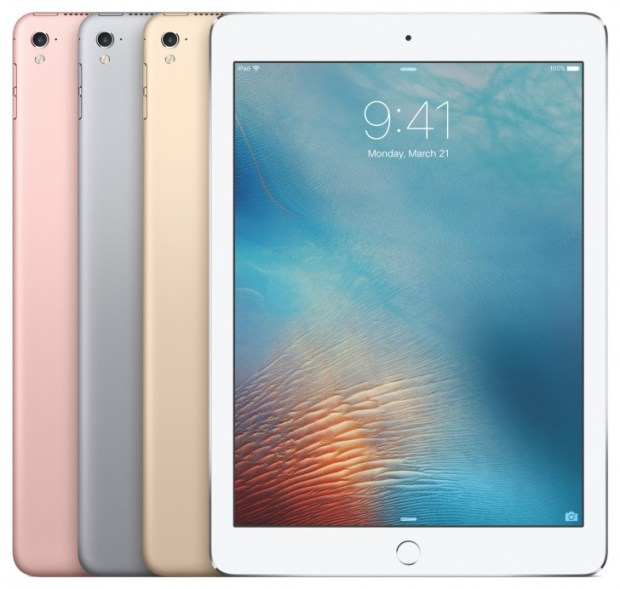 Apple iPad Pro 9,7: Γνωρίστε το νέο, μικρό iPad