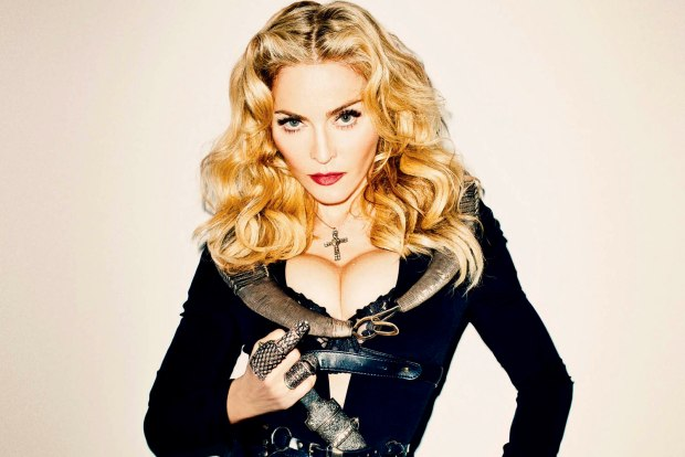 DO NOT USE WITH OUT TALKING TO PHOTO .., Madonna in Harper's Bazaar - Exclusive  November issue of Harpers Bazaar. Photo credit: Terry Richardson for Harper's BAZAAR.