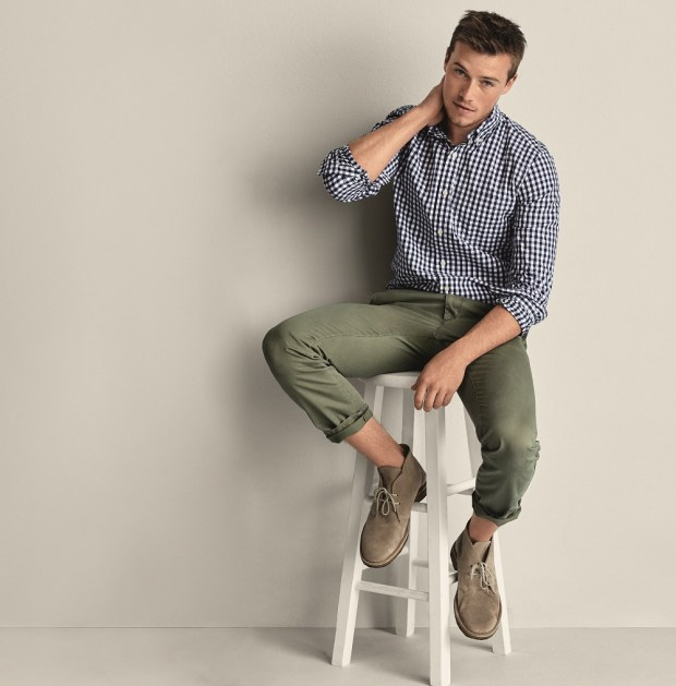 GAP SUMMER 2016_MEN III
