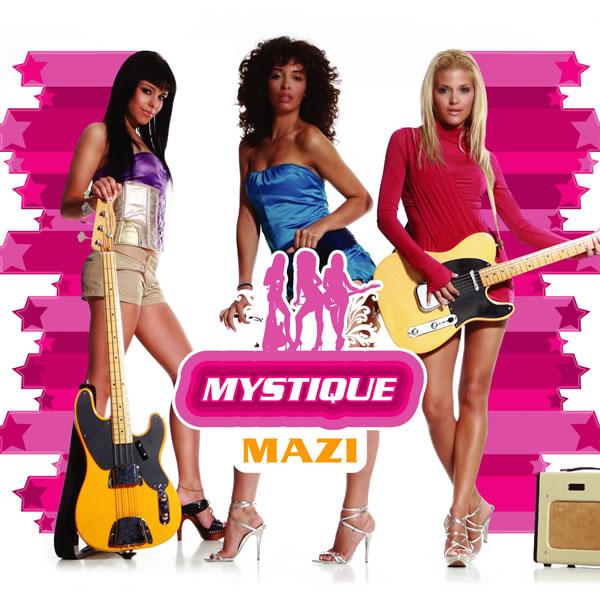 μέλη των Mystique