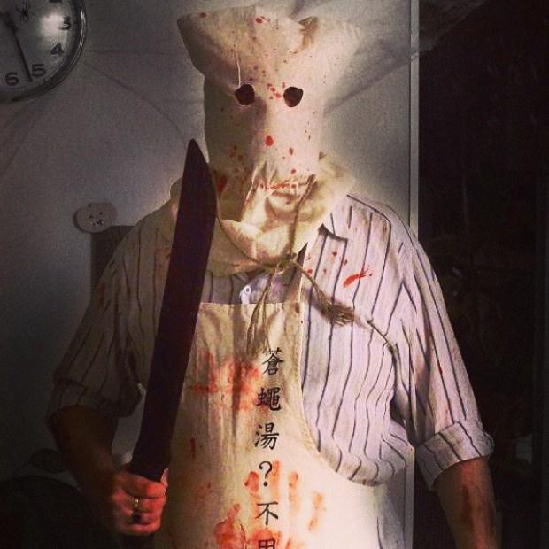 ιδέες για τρομακτικές στολές του Halloween