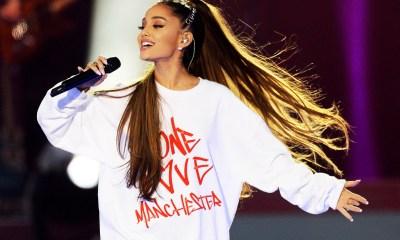 αλλαγή μαλλιών της Ariana Grande