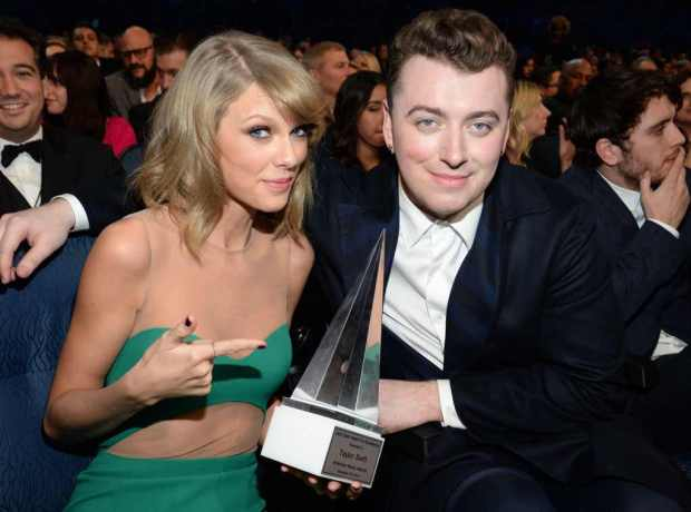 Reese Witherspoon και Sam Smith