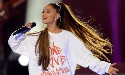 Ariana Grande ετοιμάζει νέα δισκογραφική δουλειά