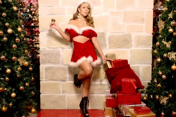 All I Want for Christmas Is You της Mariah Carey