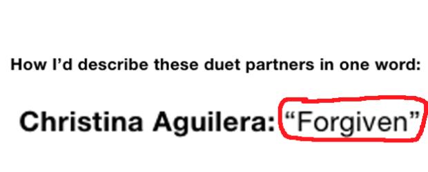 Pink και Christina Aguilera