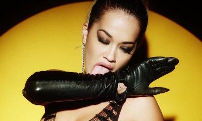 τόπλες φωτογραφία της Rita Ora