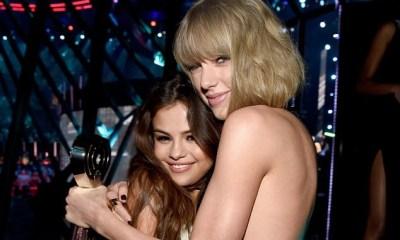 Selena Gomez και Taylor Swift