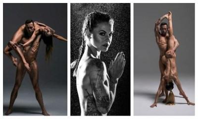 18 αθλητές με εντυπωσιακά σώματα να ποζάρουν γυμνοί για καλό σκοπό!