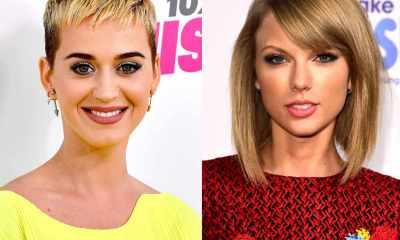 η Taylor Swift και η Katy Perry