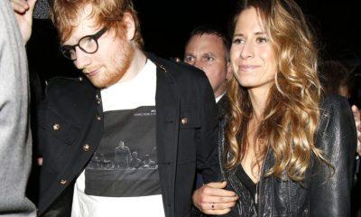 Ed Sheeran αρραβωνιάστηκε