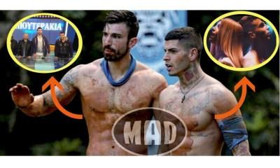 7 Μαχητές του Survivor 2018