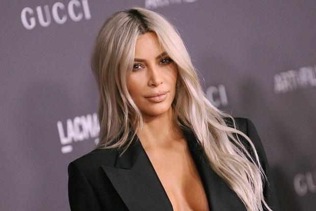 Kim Kardashian (και πάλι) γυμνή