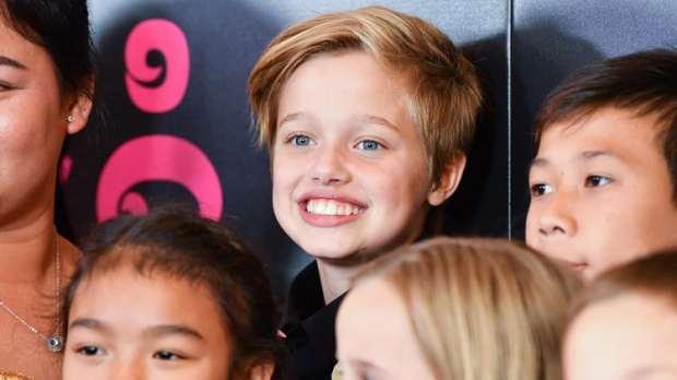 κόρη τηςAngelina Jolie και του Brad Pitt