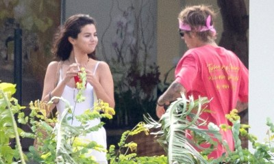 Justin και η Selena